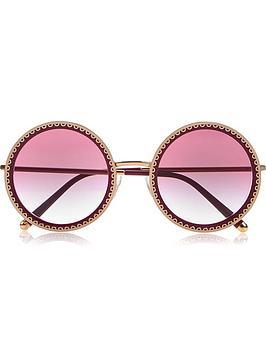 dolce-gabbana-round-cuore-sacro-trim-sunglasses-goldbordeauxnbsp