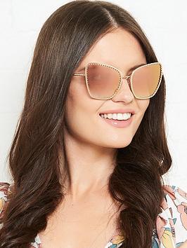 dolce-gabbana-cat-eye-pink-gold-sunglasses