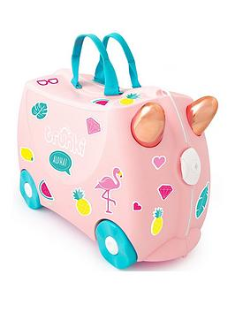 Trunki Trunki Flossi The Flamingo Picture
