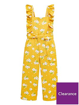 mini-v-by-very-girls-floral-ruffle-jumpsuit-yellow