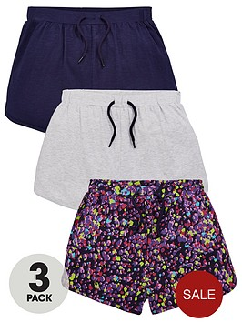v-by-very-girls-3-pack-tie-waist-jersey-shorts-multi