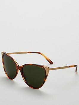ralph-lauren-cateyenbsptortoise-striped-havana-sunglasses-browngold