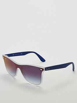 ray-ban-rayban-square-matte-transparent-sunglasses
