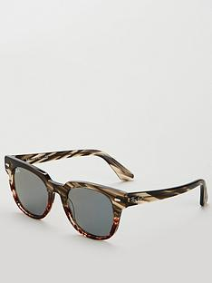 ray-ban-square-gradient-striped-sunglasses-browngrey