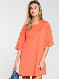 nike-sportswearnbspessential-lbrnbspdressnbsp-orange