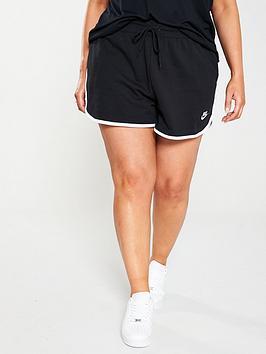 nike-nsw-heritage-shorts-curve-black