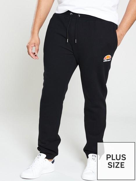 ellesse-plus-sizenbspovest-joggers-black