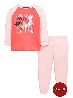 nella-the-princess-knight-girls-long-sleeve-pyjamas-pink