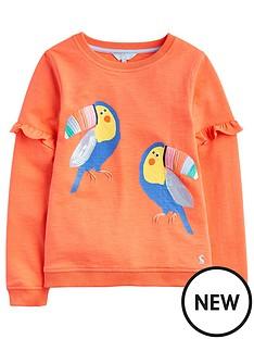 joules-girls-tiana-toucan-frill-sweatshirt-pink