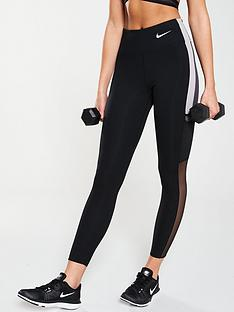 nike-the-one-lux-legging-blackgreynbsp