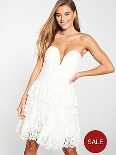 u-collection-forever-unique-forever-unique-sweetheart-neckline-mini-dress