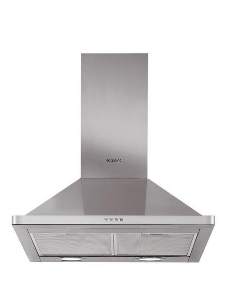 hotpoint-phpn65flmx-60cmnbspwide-pyramid-cooker-hood-stainless-steel
