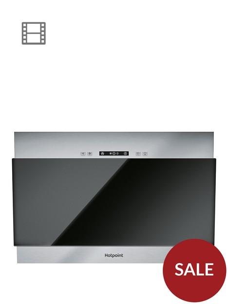 hotpoint-phvp64falk1-60cmnbspwide-vertical-glass-cooker-hood-black