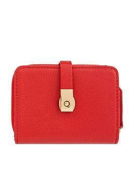 accessorize-lara-push-lock-wallet-purse-red