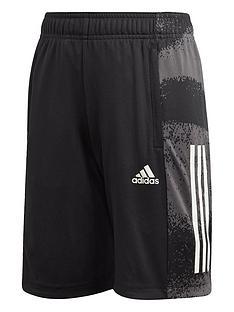 adidas-boys-training-shorts-black