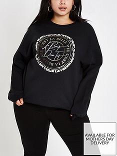 ri-plus-printed-sweatshirt-black
