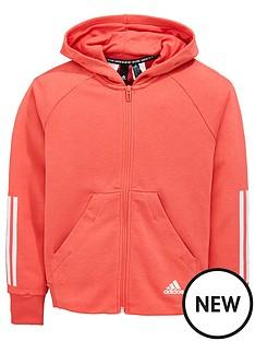 adidas-girls-mh-3-stripe-full-zip-hoodie