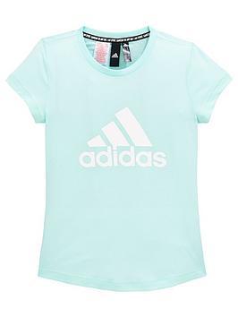 adidas-girls-badge-of-sport-t-shirt-mint