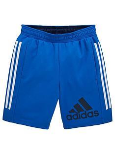 adidas-boysnbspshorts-blue