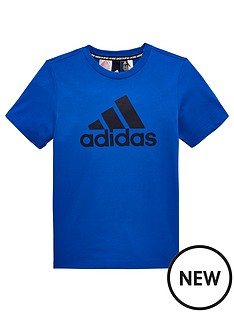 adidas-boysnbspbadge-of-sport-t-shirt-blue