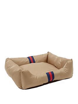 rosewood-designer-water-resitant-pet-bed-84cm