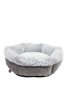 rosewood-luxury-fleece-lined-plush-bed-61cm