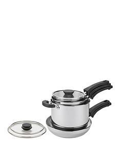 prestige-kitchen-hacks-5-piece-stainless-steel-nesting-pan-set