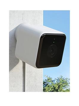 Product photograph showing Hive View Outdoor Security Camera