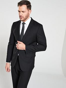 V by Very V By Very Regular Suit Jacket - Black Picture
