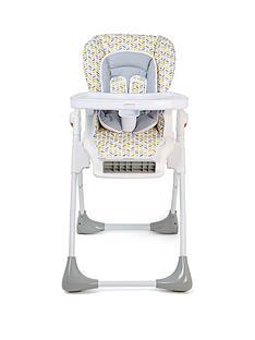 mothercare-chevron-highchair