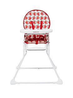 mothercare-highchair-apple