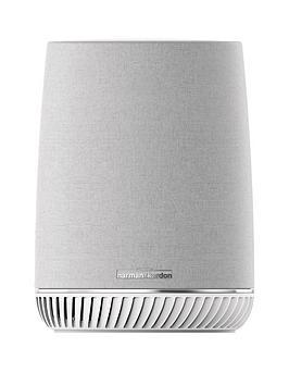 netgear-netgear-rbs40v-100eus-orbi-home-mesh-wi-fi-expansion-smart-speaker-amazon-alexa-built-in-white