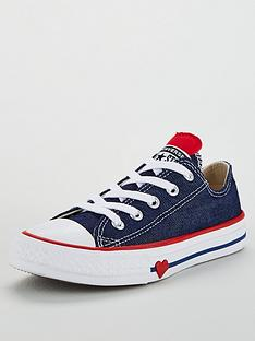 364c04827db6 Converse Chuck Taylor All Star Junior Ox