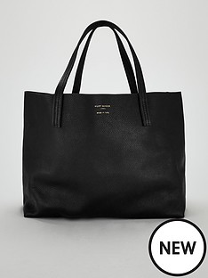 kurt-geiger-london-kurt-geiger-london-violet-horizontal-black-tote-bag