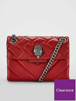 kurt-geiger-london-mini-kensingtonnbspcrossbody-bag-red