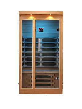 Canadian Spa Canadian Spa Chilliwack Far Infrared 1 Person Sauna Picture