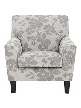 Very Viva Fabric Accent Chair Picture