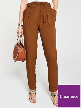 v-by-very-belted-tapered-leg-trousers-brown