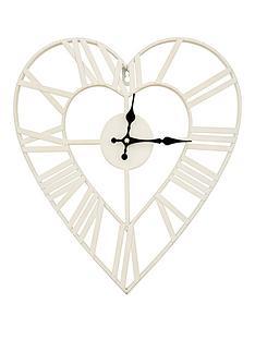 metal-heart-shape-wall-clock-345cm