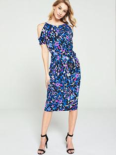 v-by-very-cold-shoulder-midi-dress