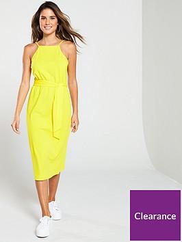 v-by-very-strappy-midi-dress