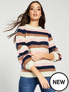 warehouse-chunky-stripe-jumper