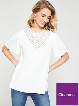 v-by-very-lace-insert-frill-sleeve-top