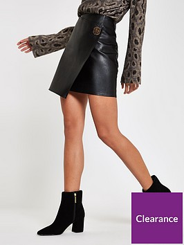 river-island-wrap-pu-skirt-black