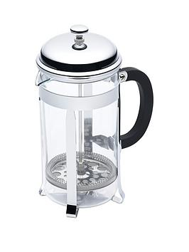 Kitchencraft Kitchencraft Stainless Steel 8-Cup 1-Litre CafetiÈRe Picture