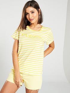 vero-moda-amour-francis-striped-slogan-top-yellow