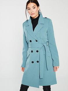 vero-moda-trench-coat-pale-blue