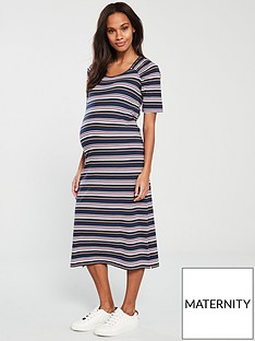 mama-licious-mamalicious-maternity-paige-jersey-midi-dress