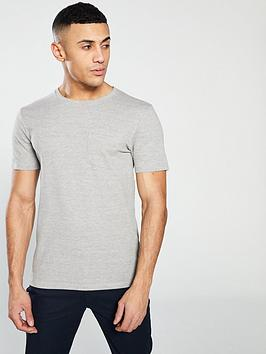 selected-homme-wave-textured-t-shirt