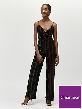 warehouse-ombre-velvet-jumpsuit